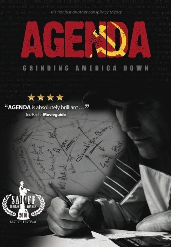 Agenda: Grinding America Down (DVD)