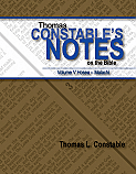 Constable's Notes on the Bible, Volume V Hosea – Malachi